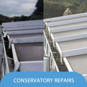 Repair your conservatory with the best conservatories expert in Malvern and Worcester