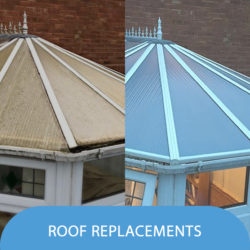 Conservatories Roofing Replacements and New Conservatory Roof Fitting - Worcester and Malvern