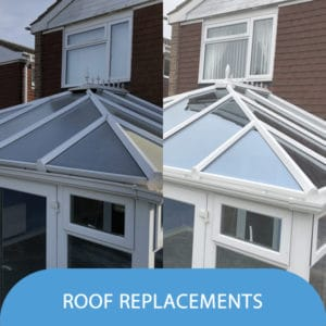 New Conservatories Roofing and New Conservatory Roof Fitting - Worcester and Malvern
