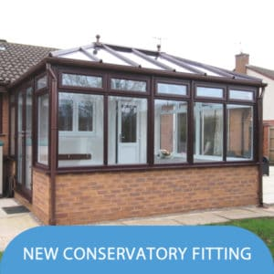 New Conservatories and New Conservatory Fitting - Worcester and Malvern