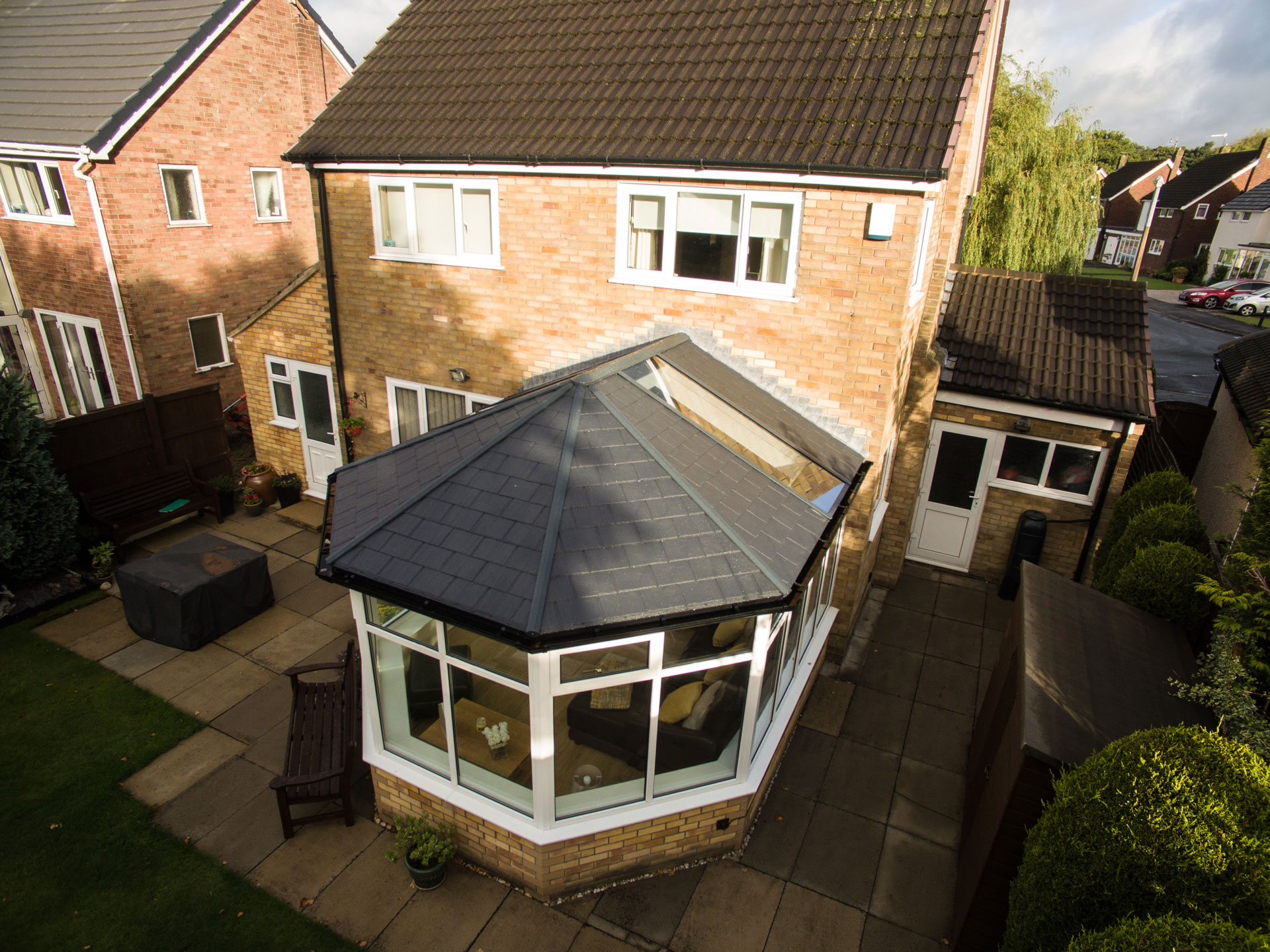 Conservatory Roof Cost Malvern