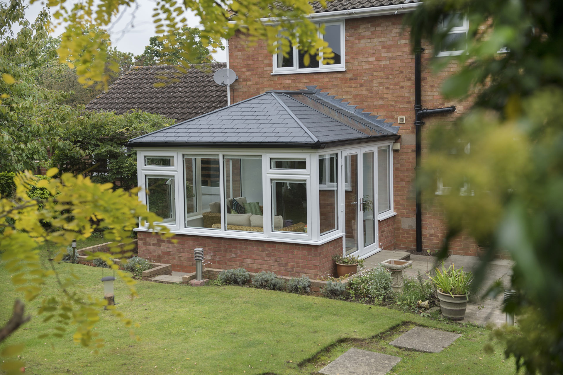 Tiled Conservatory Roofs Malvern