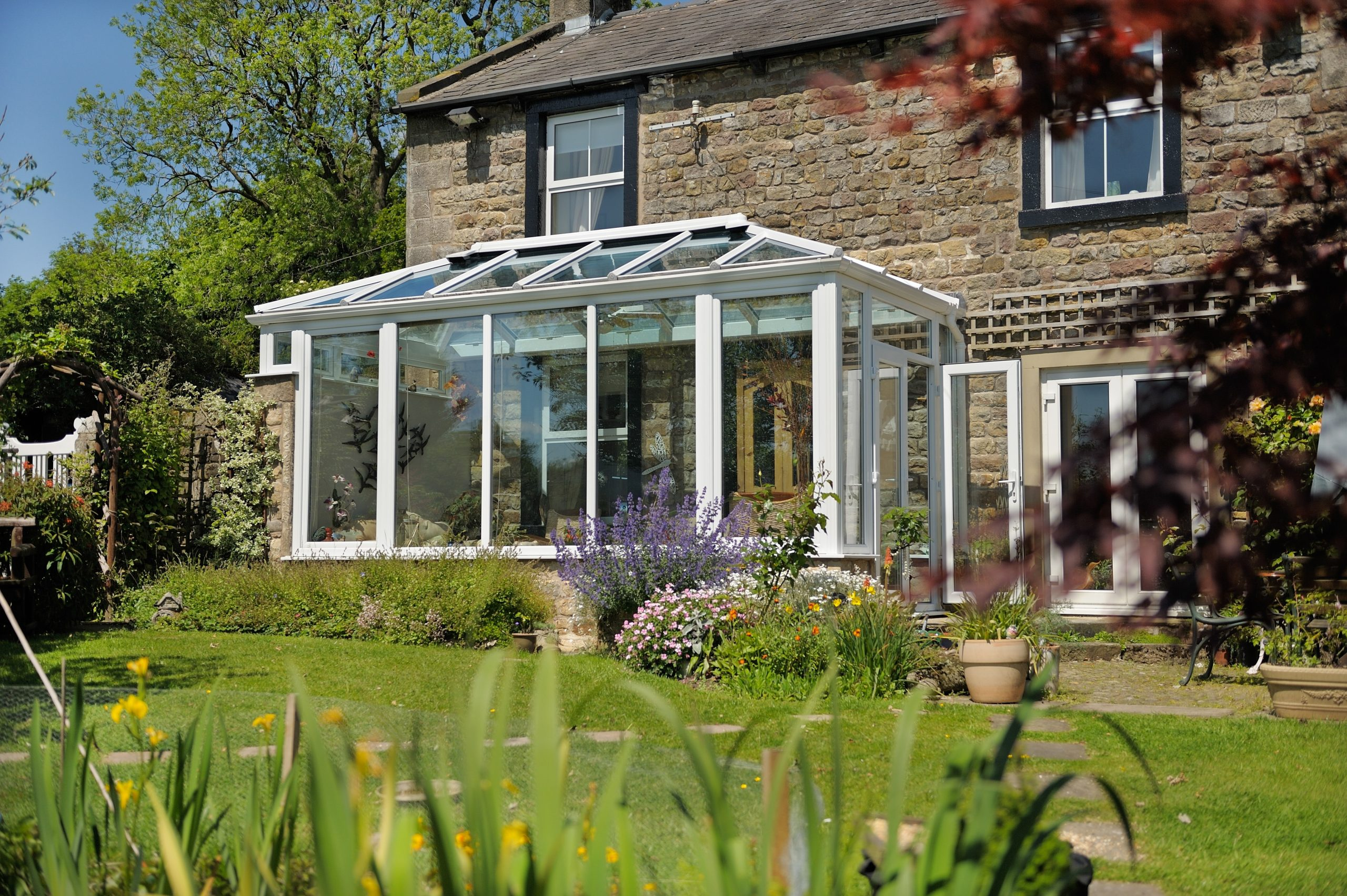 Glass Conservatory Roofs Malvern
