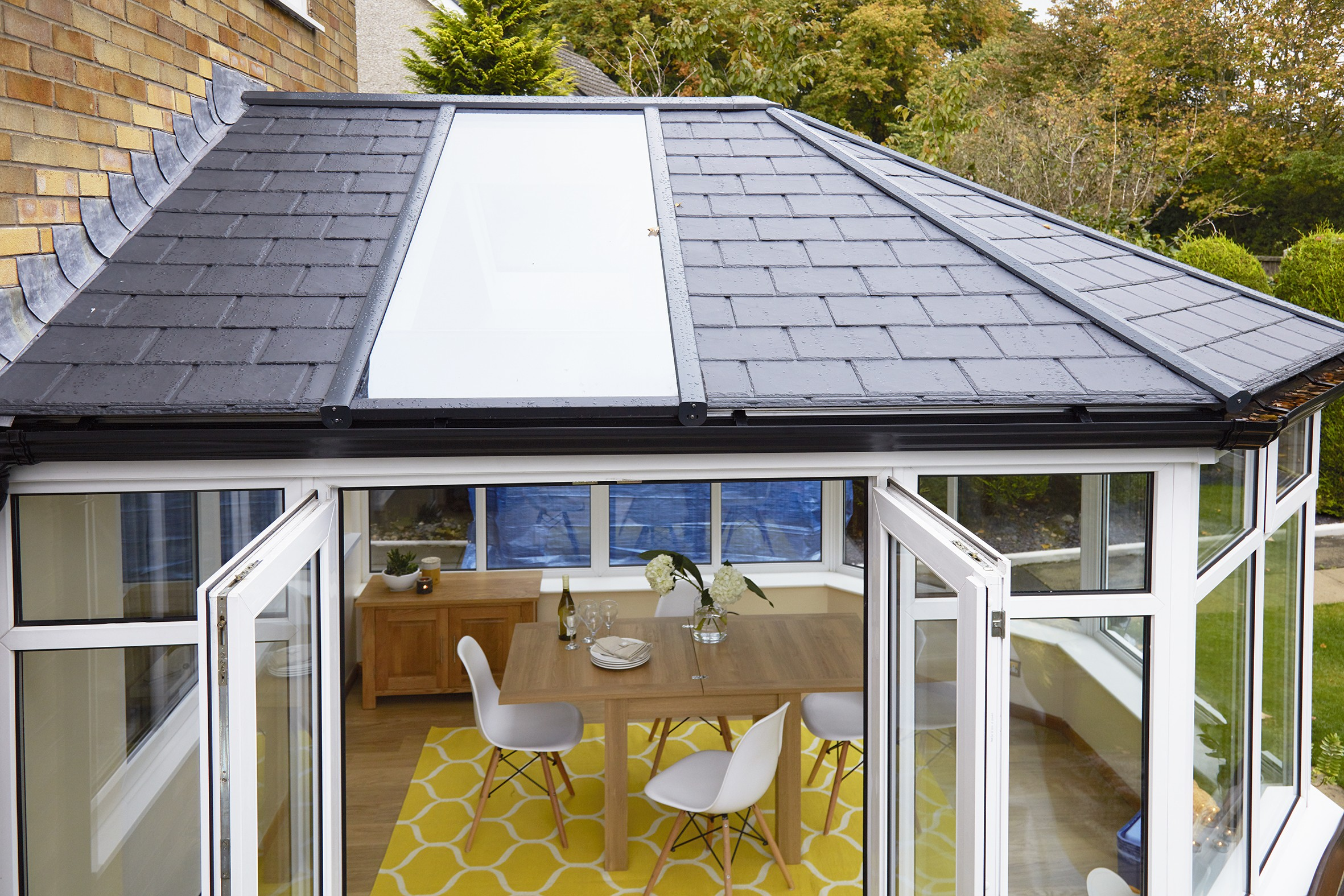 Tiled Conservatory Roof Prices Malvern
